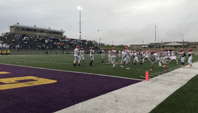 Football Frenzy Week 7: Scores come in