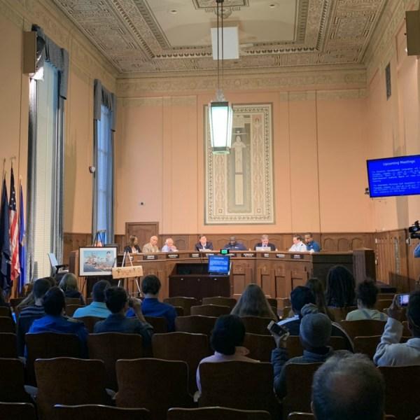 kalamazoo city commission meeting