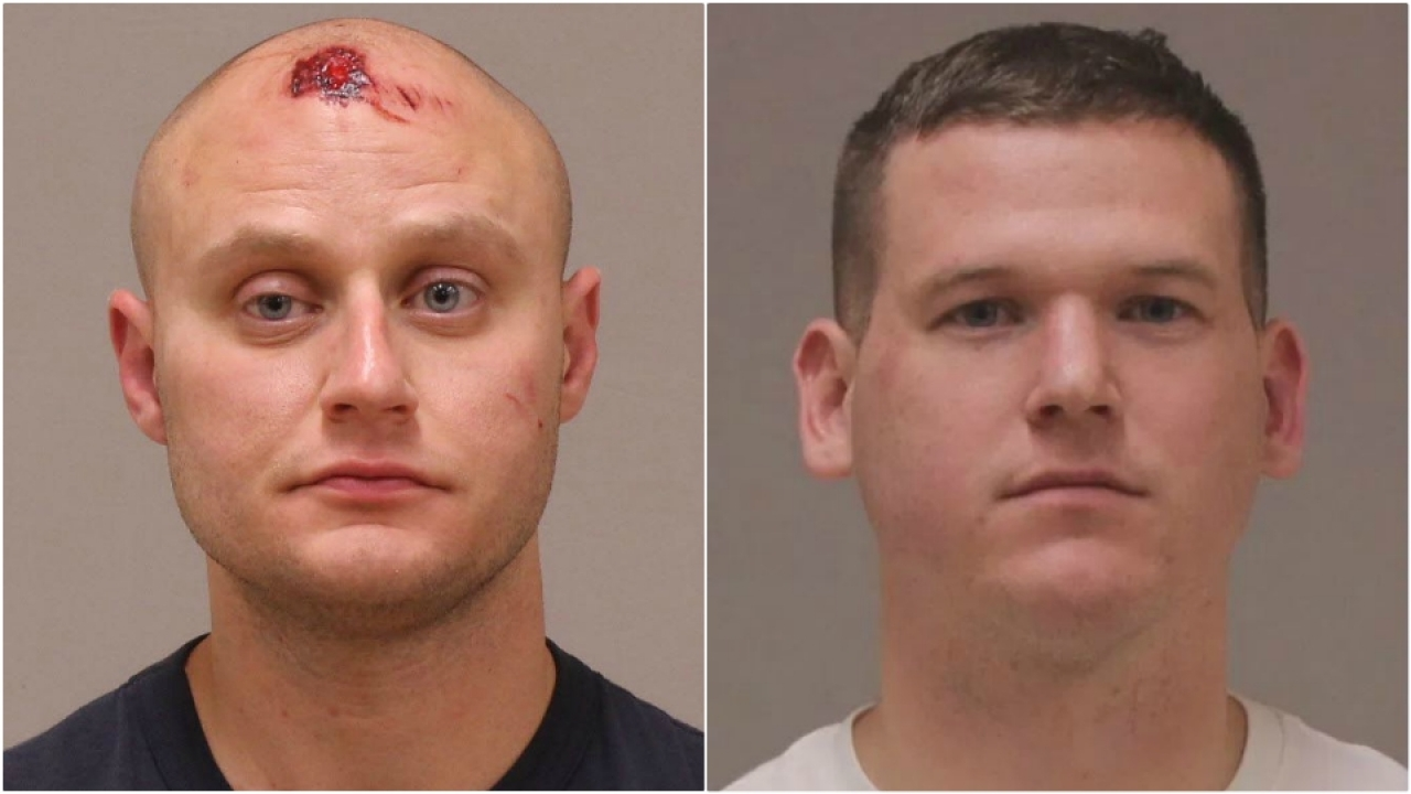 Bath Twp Officers Charged In Gr Bar Fight Woodtv Com