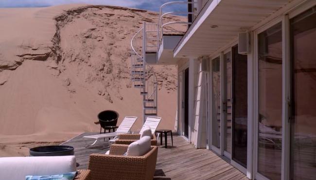 silver lake dunes near home
