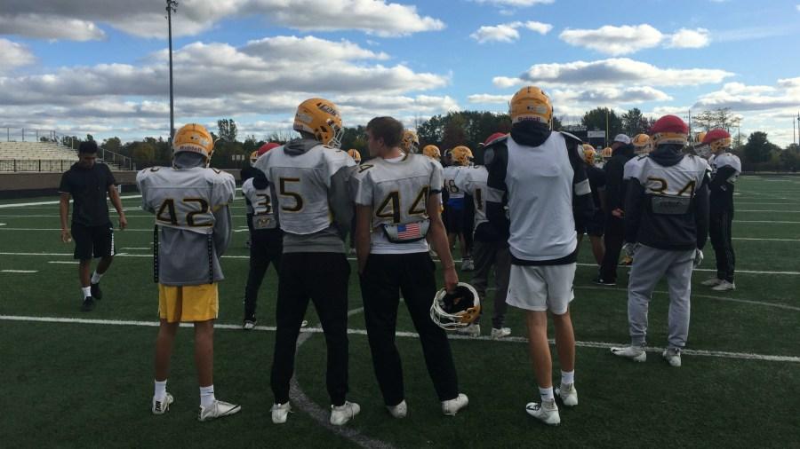 zeeland east football practice