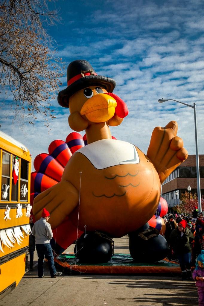 Kalamazoo Holiday Parade