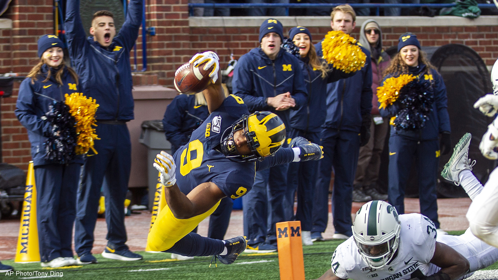 Michigan State Michigan football