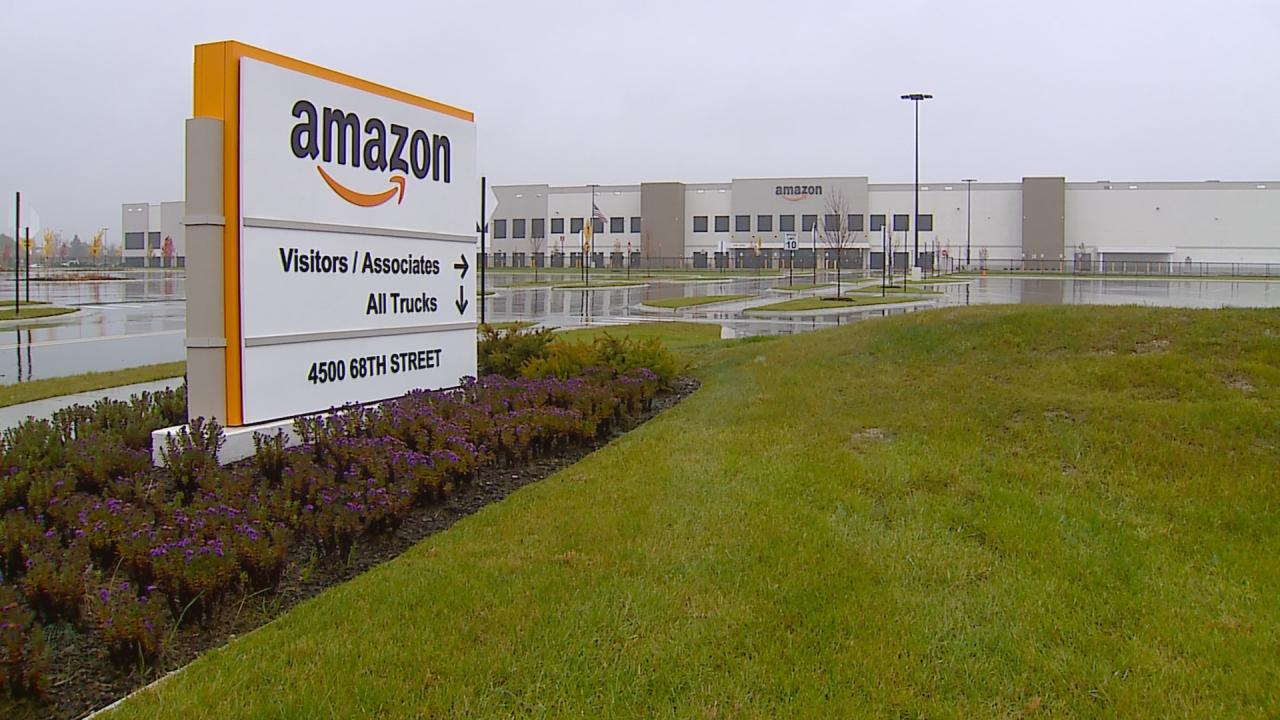 Amazon Gaines Township