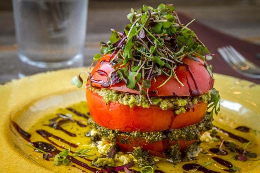 pesto tomato