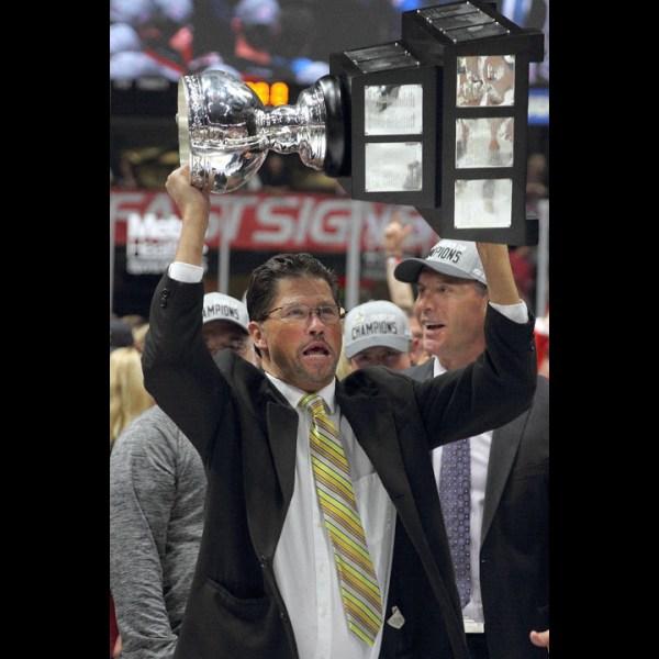 Griffins Video Coach Bill LeRoy