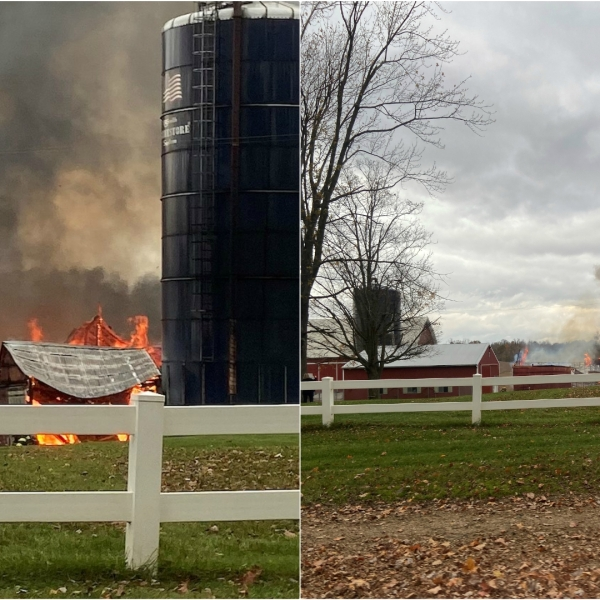 leighton township 140th avenue fire