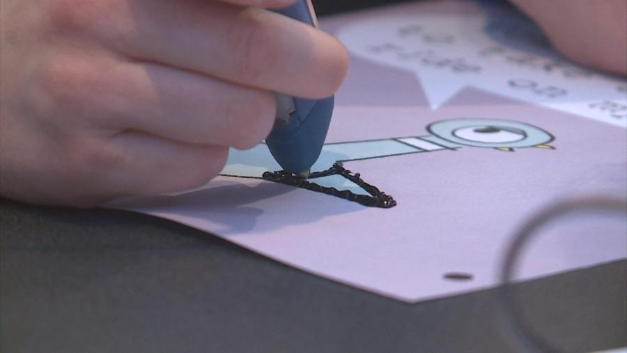 3d pens tactile storybooks