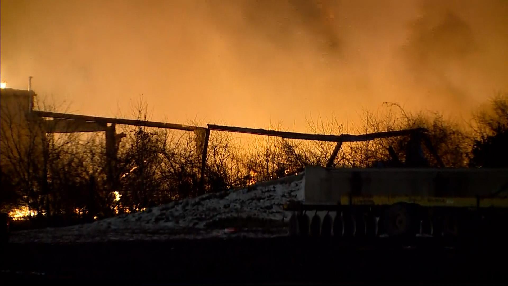 keystone automotive industries fire