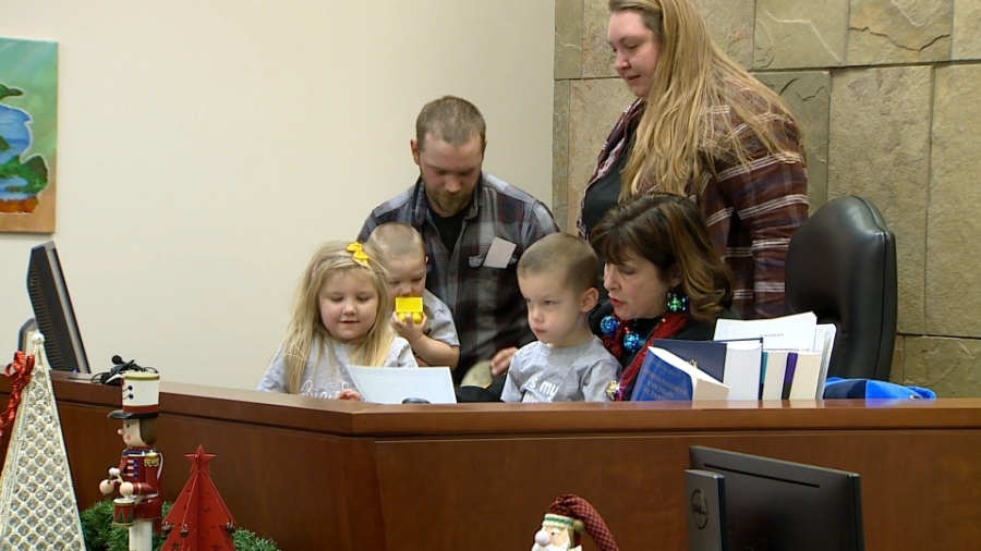 kent county adoption day