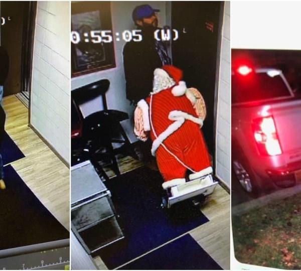 grand haven santa statue stolen
