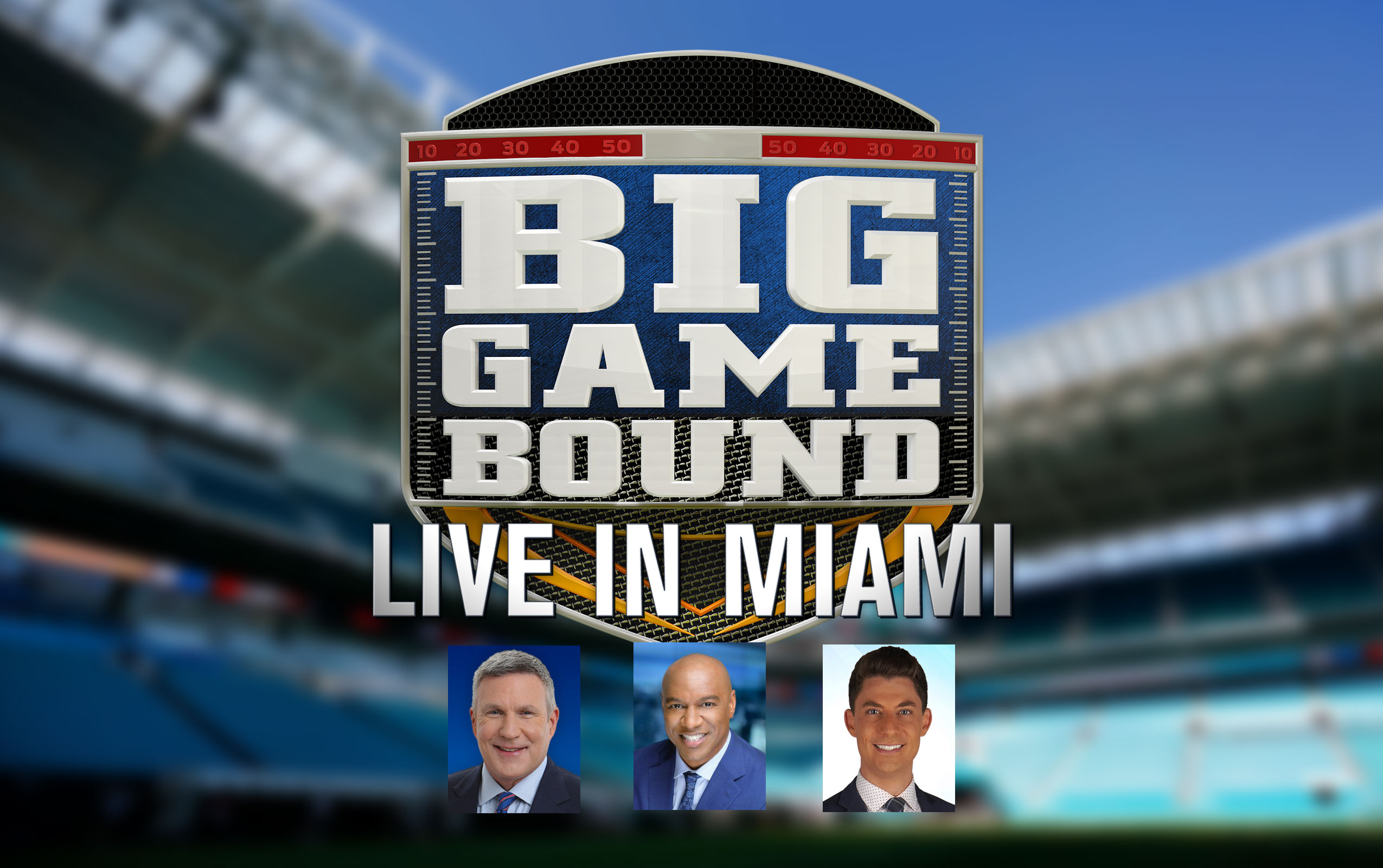 'Big Game Bound' to stream daily from Super Bowl in Miami