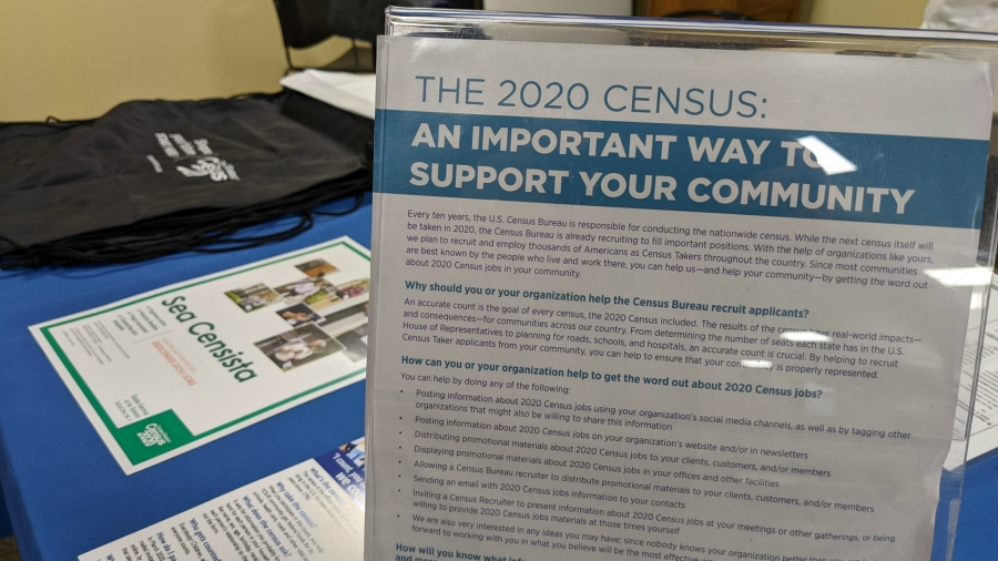 grand rapids census worker application