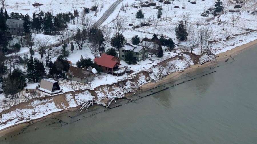 lakeshore erosion