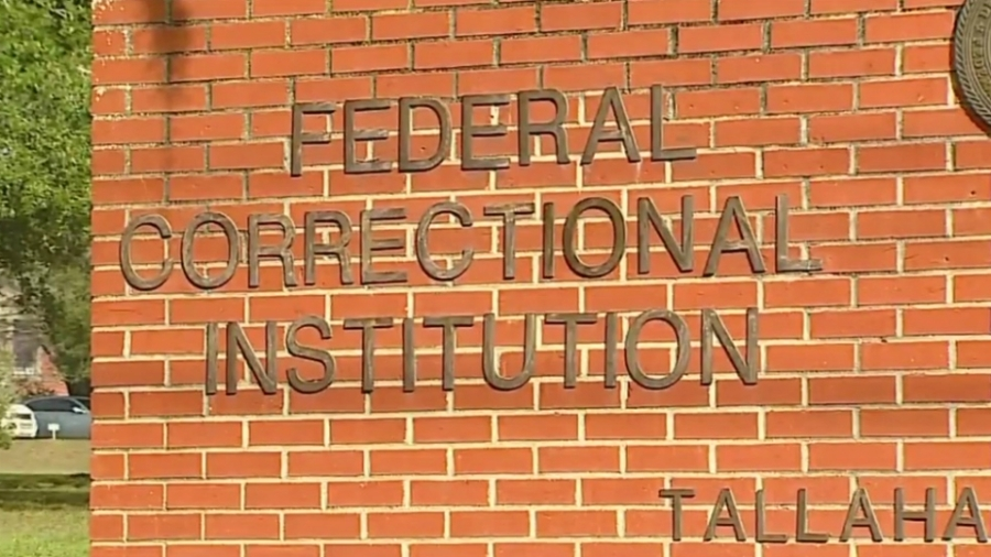 federal prison tallahassee