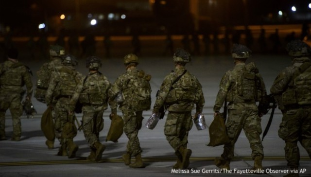 Trump deploys more troops to Mideast after US embassy attack