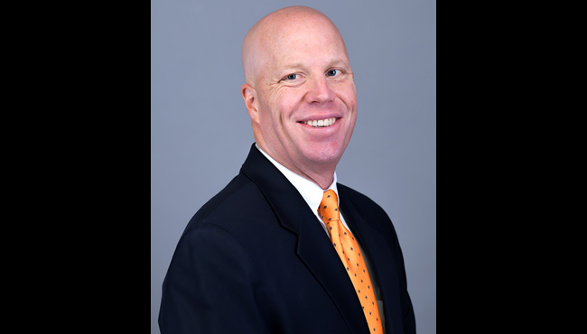 A photo of Brian Morehouse. (Courtesy of Hope College)