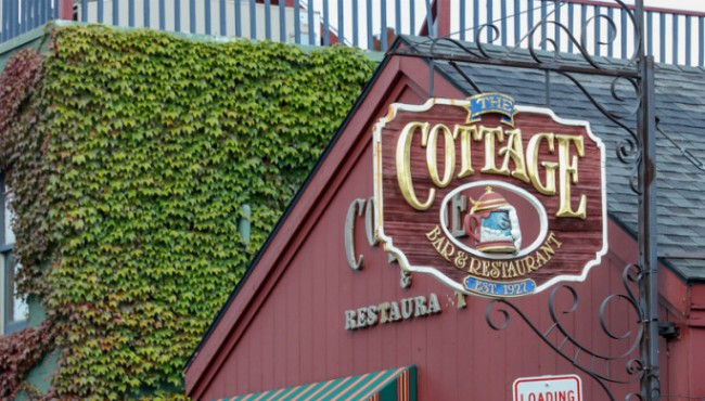 The Cottage Bar in downtown Grand Rapids.