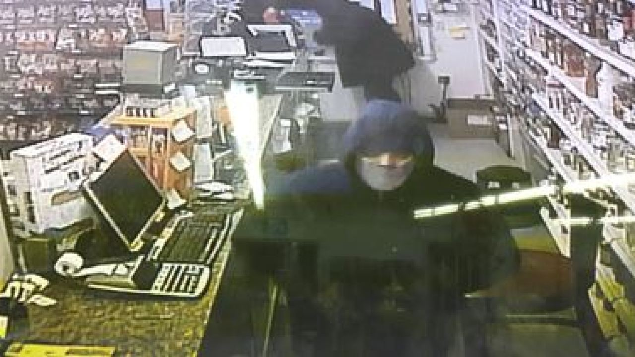 Police search for Van Buren co. robbery suspect