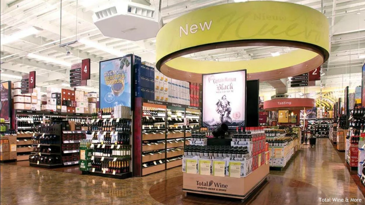 Total Wine More Plans To Open First Mi Store On 28th Street Woodtv Com