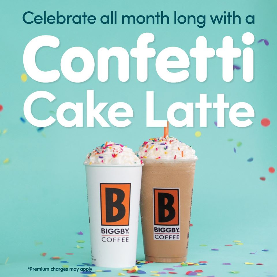 Deals To Help You Celebrate Biggby Coffee Turns 25 Woodtv Com