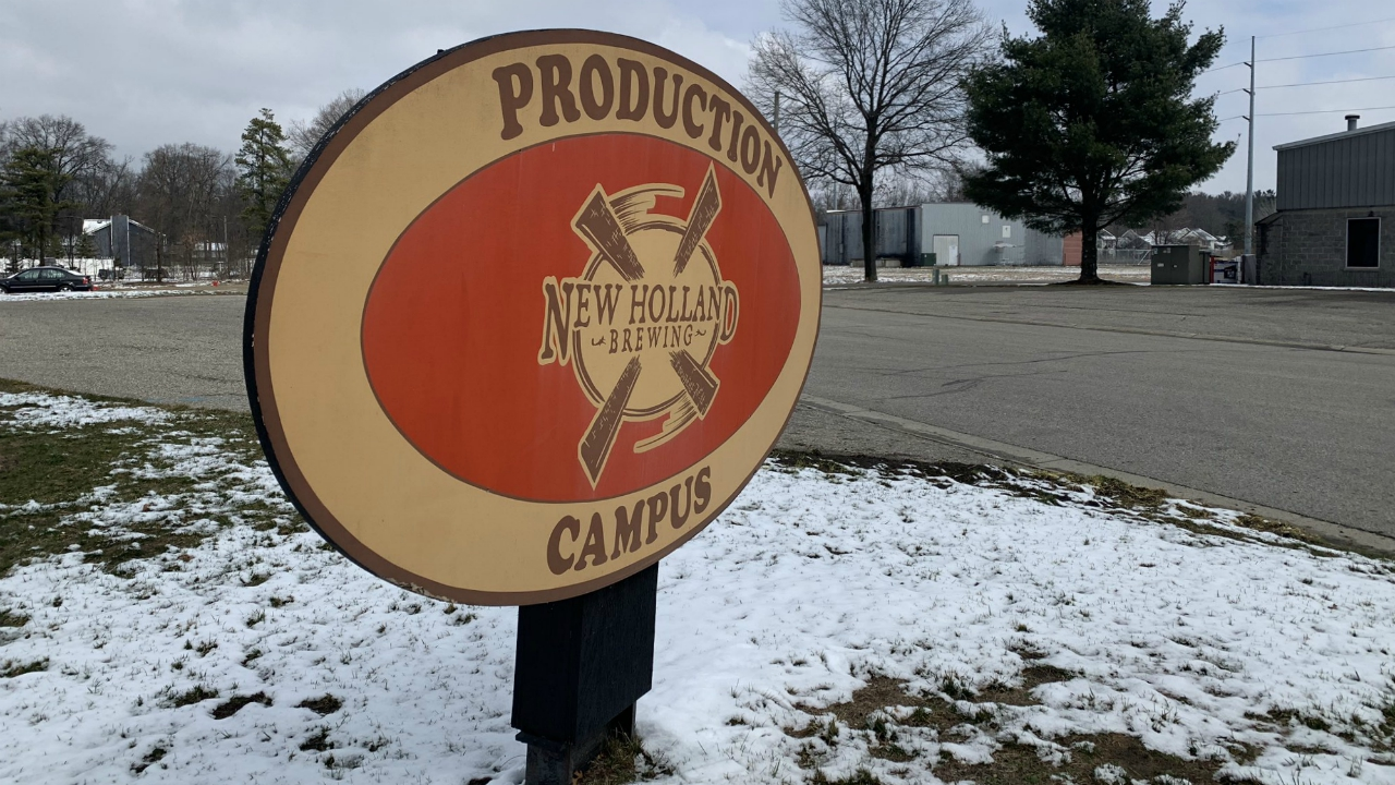 new holland brewing production campus