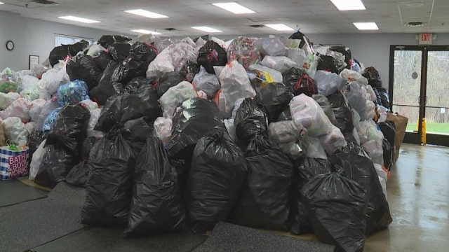 Humane Society Flooded With Donations Of Returnable Cans Bottles