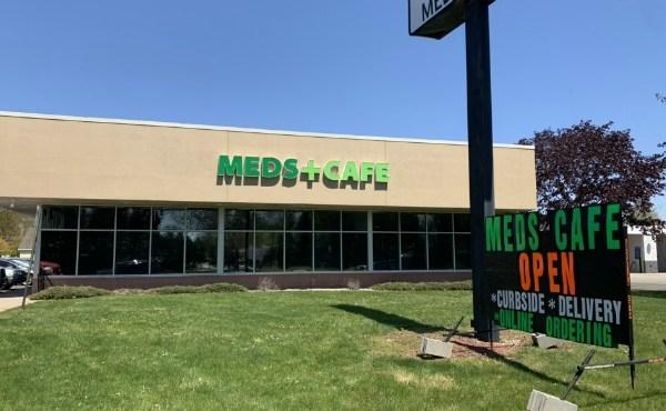 Meds Café in Lowell.