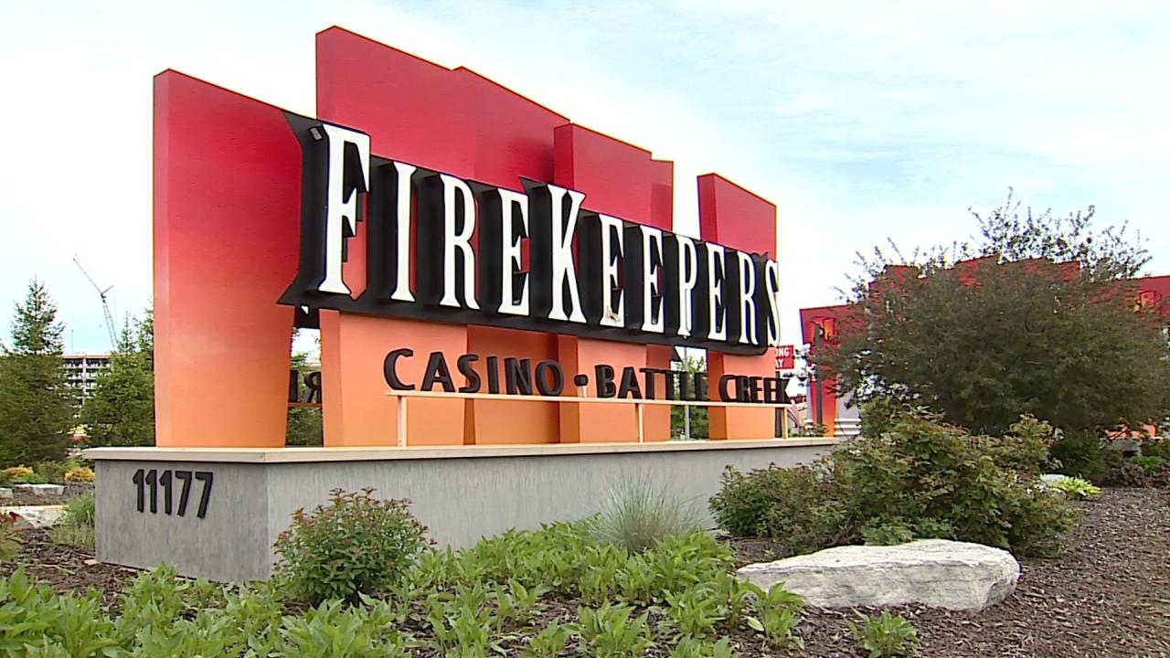 Firekeepers casino employees atlantic city casino lunch