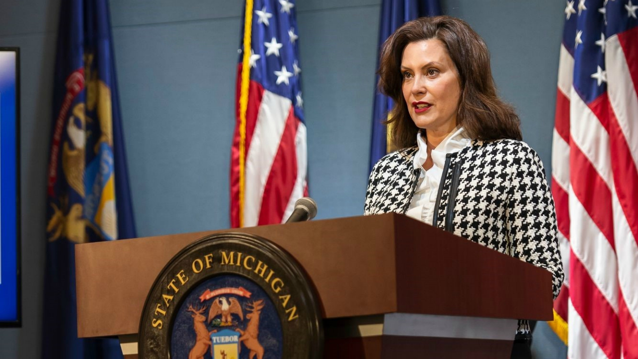 Poll Whitmer Tops Trump For Pandemic Response Woodtv Com
