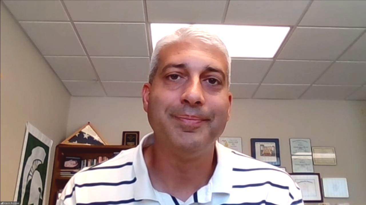 Godfrey Lee Superintendent Helps Mi Plan For Fall School Woodtv Com