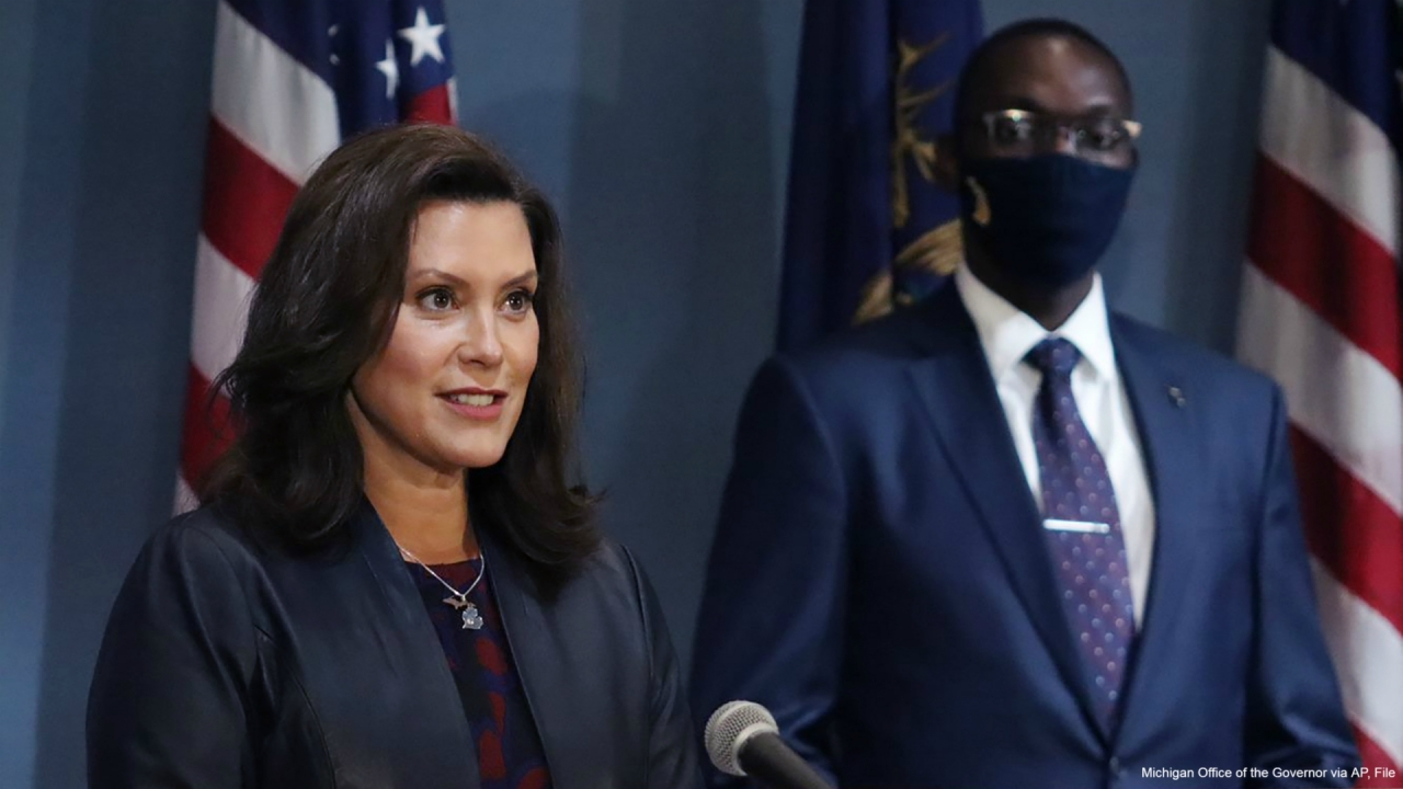 Whitmer: Loss of powers may put state back in 'danger zone'