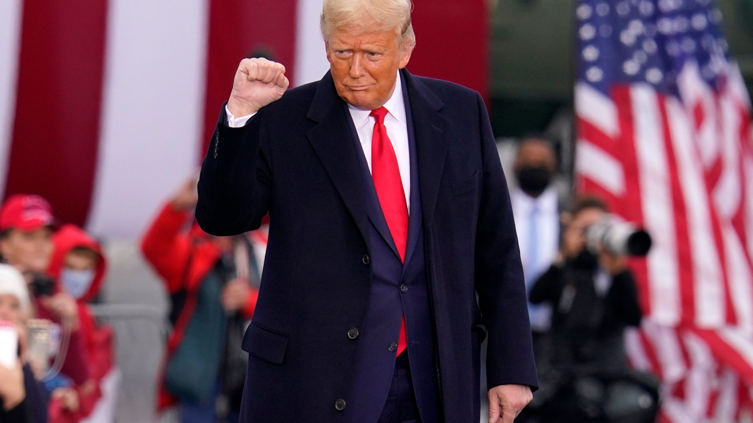 Trump to hold second Michigan rally in a week Friday | WOODTV.com
