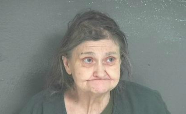 An Oct. 13, 2020 booking photo of Frances Cherlynn Collins.