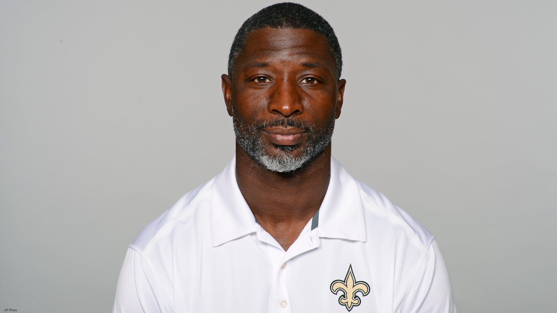 This is a 2016 photo of Aaron Glenn of the New Orleans Saints NFL football team. This image reflects the New Orleans Saints active roster as of Tuesday, June 14, 2016 when this image was taken. (AP Photo)