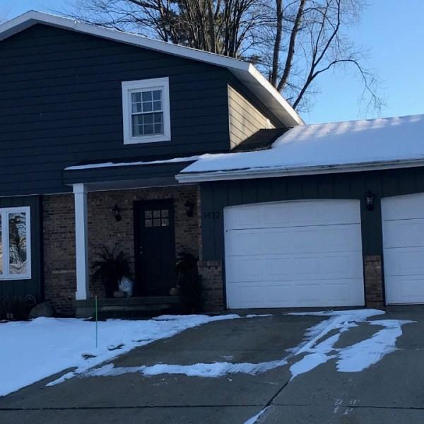The home Amber Guichelaar and Richard James Guichelaar shared in Kentwood. (Jan. 9, 2021)