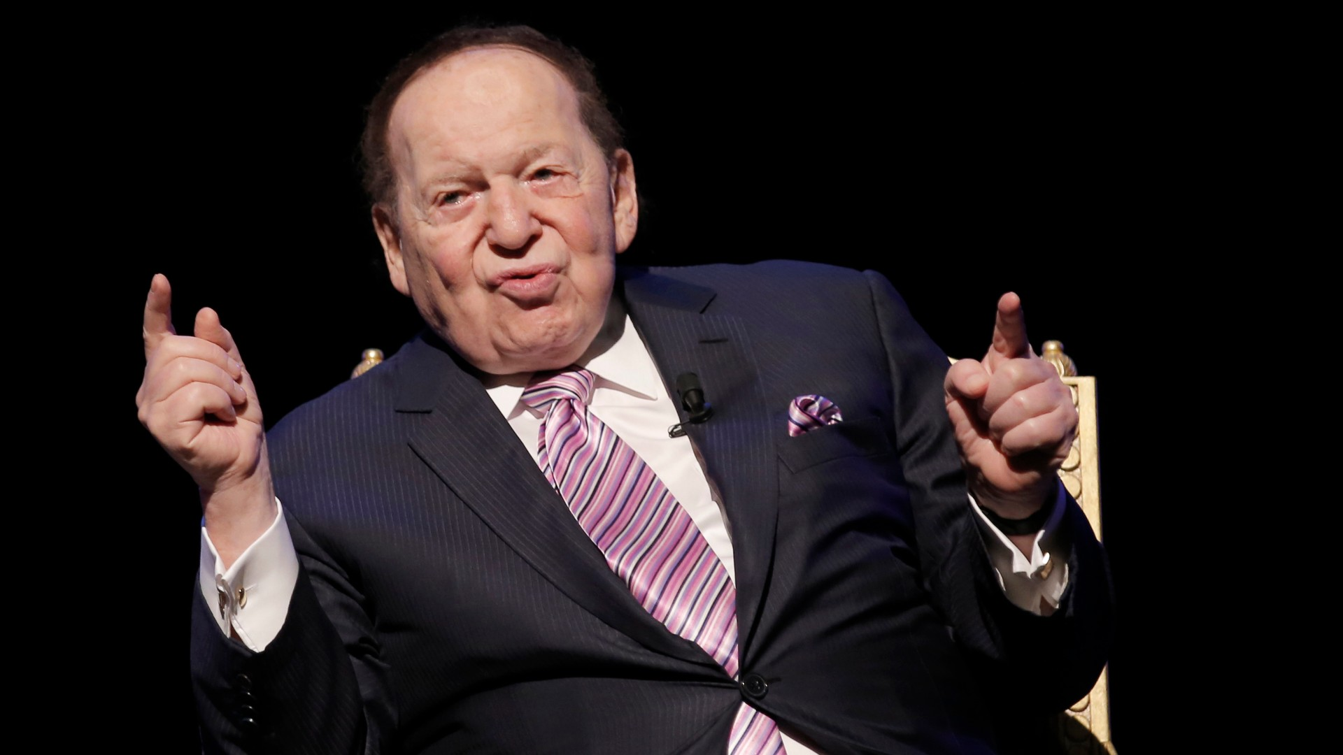 Sheldon Adelson, casino mogul and GOP power broker, dies ...