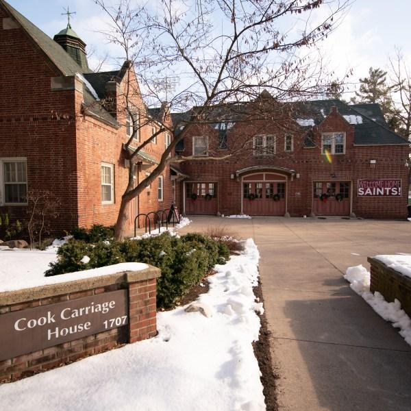 Aquinas College Winter