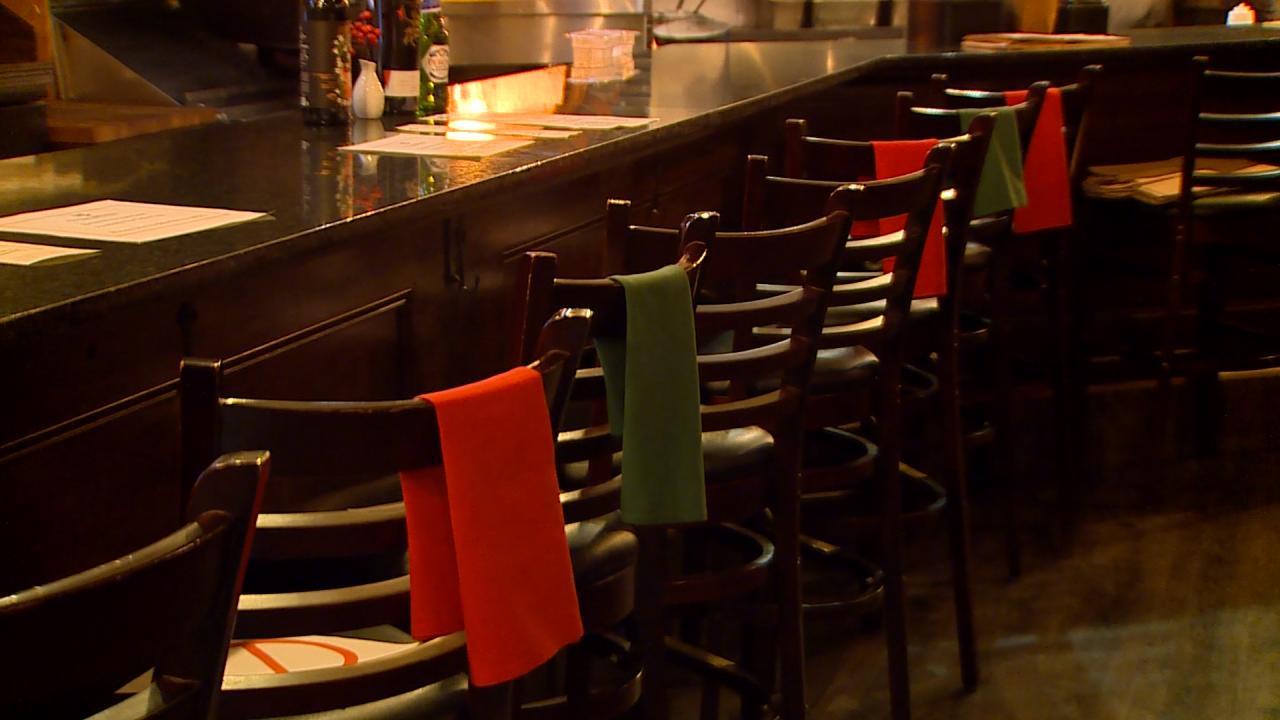 Michigan restaurants push for increased capacity limits - WOODTV.com