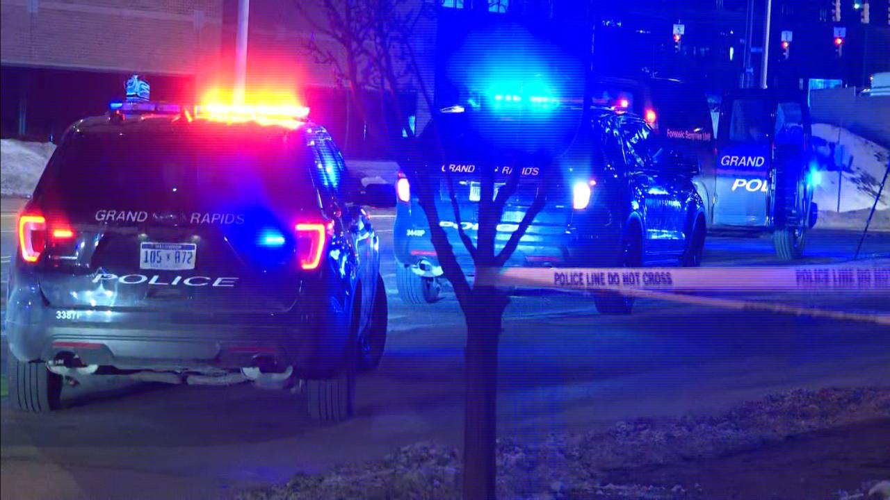 GRPD: Pedestrian killed in hit-and-run crash - WOODTV.com