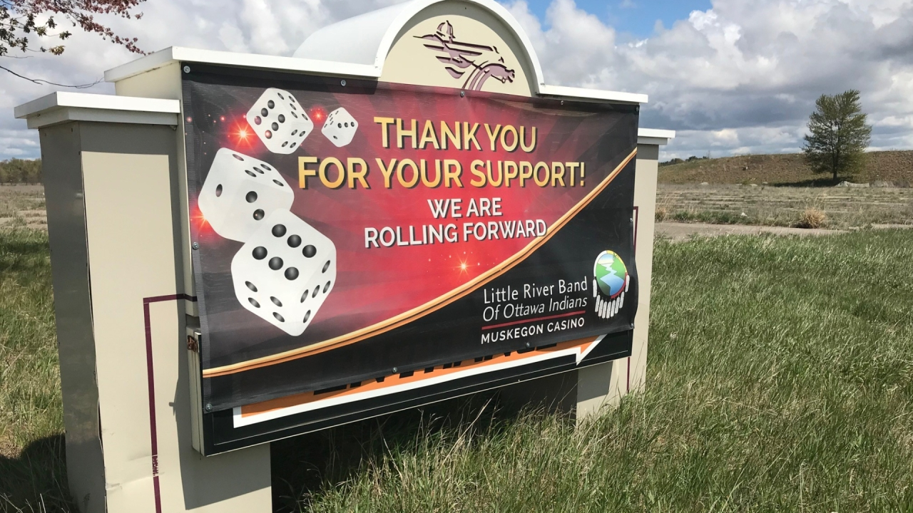 Finish line in sight for Muskegon County casino project