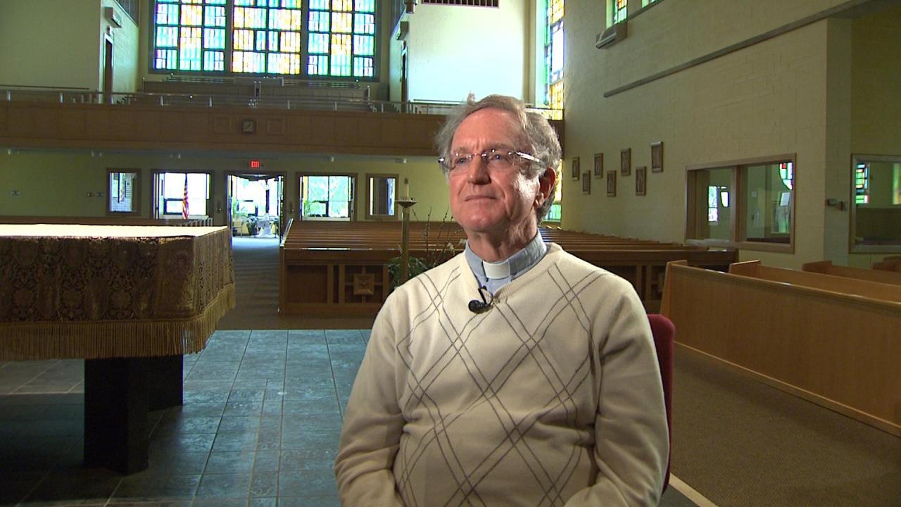 Abuse survivor 'shocked' by dismissal of priest at same church
